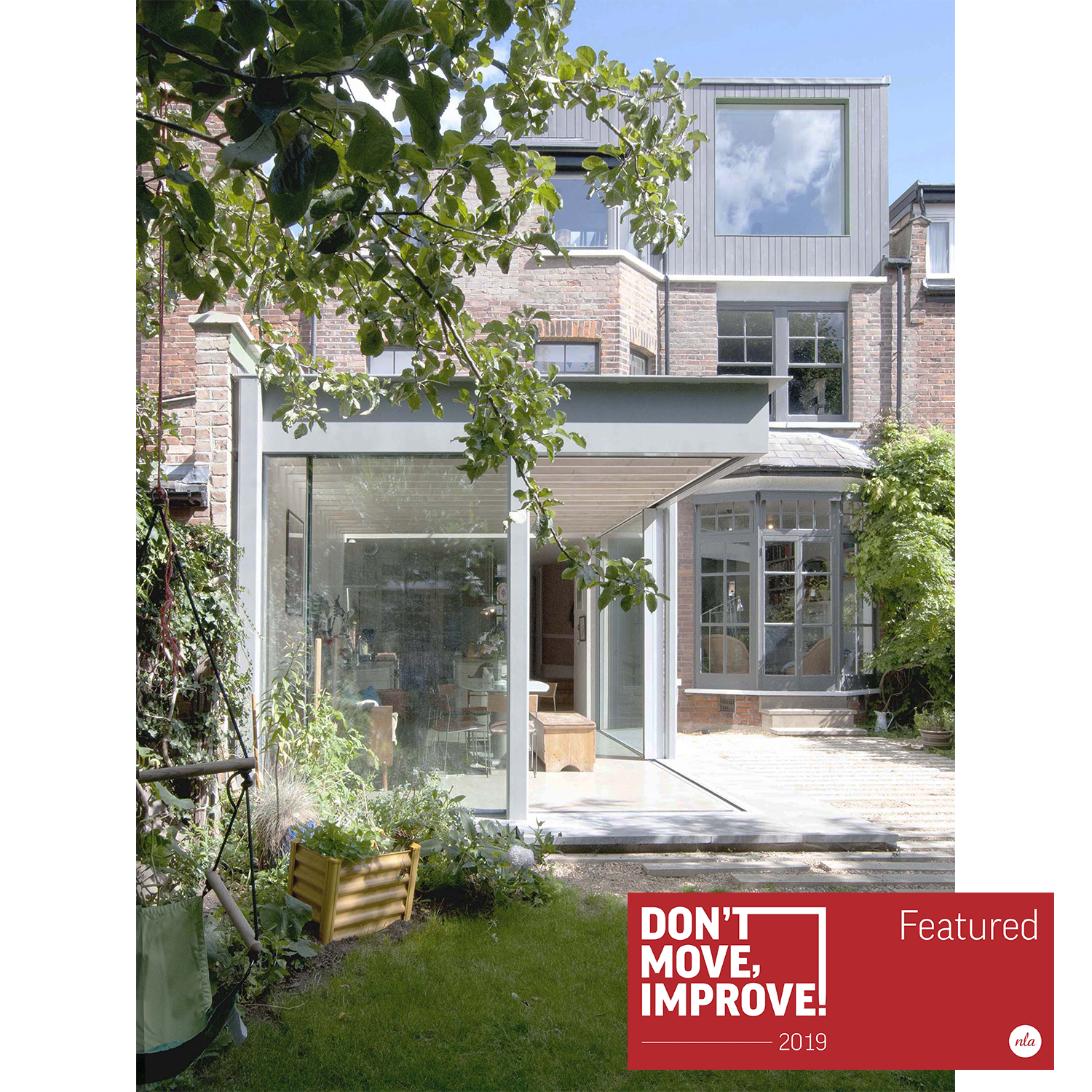 Firs Avenue Featured in the New London Architecture Dont Move Improve Awards 2019